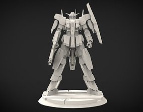 3D printable model GN-006 Gundam Cherudim anti-aircraft