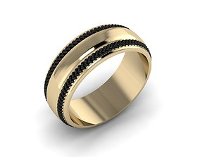 3D print model Men Jewerly Ring 015