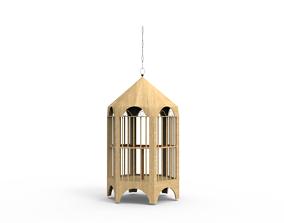 eagle Bird cage 3D