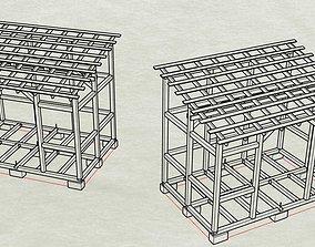 GAZEBO 3D print model