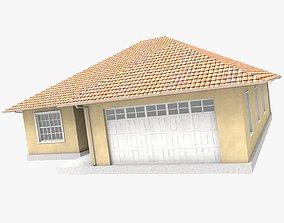 3D model Mediterranean Style House