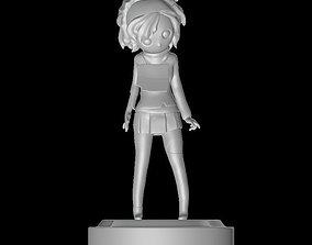 Free Hug figure 3D printable model