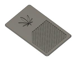 GRINDER CARD 3D print model