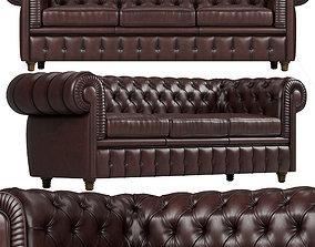 Chesterfield Sofa 3D PBR