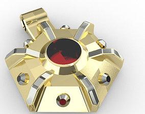 3D printable model Kings Amulet