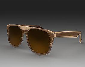3D model Crossover glasses