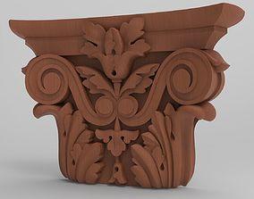 column 3D printable model