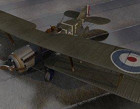 Bristol F-2B 3D