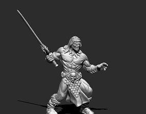 Cimmerian 3D print model - Cimmerian 35 mm