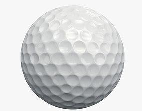 Golf ball game 3D model