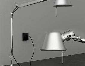 3D model Desk lamp furniture