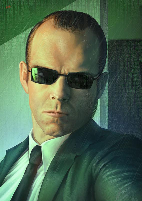 Agent Smith - Matrix