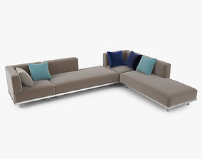 Royal Botania Lazy Sofa 3D