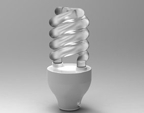 3D printable model Miniture Light Bulb