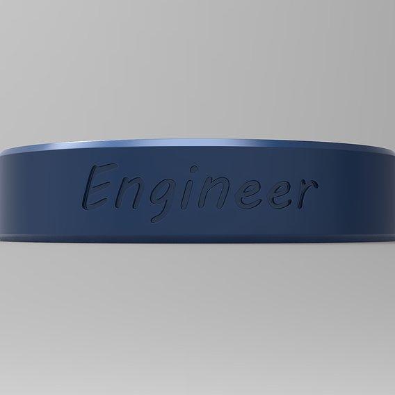 Engineer Ring Blu