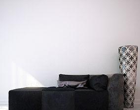 Cravt Original NEXUS LONG Sofa 3D model