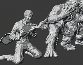 3D printable model Hulk Hulk