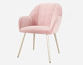 3D Amsterdam Upholstered Dining Chair Wayfair
