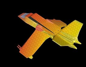 Space Fighter Sabre 3D model