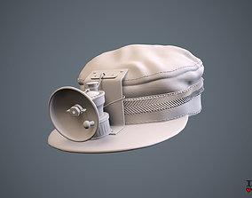 MinerHat 3D model