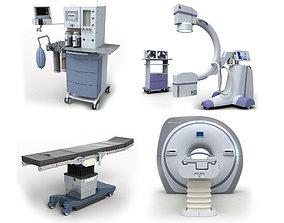 Medical Equipment Pack 3D model