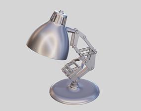3D asset Luxo Pixar Lamp RIGGED