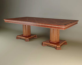 Colombo Style Table 2194 3D