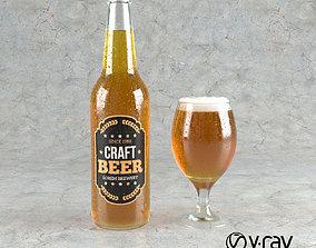 Craft Beer 3D model