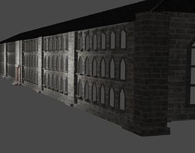 3D asset Custom Manorr Build Set