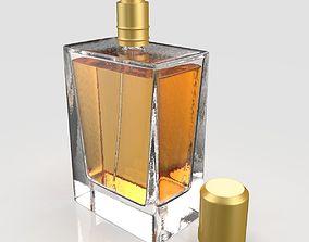 bathroom 3D model Perfume Bottle 50 ml