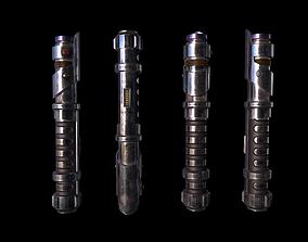 Light Saber 3D asset game-ready
