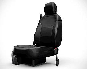 Seat v7 3D model VR / AR ready