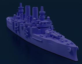 Battleship SMS Babenberg 3D printable model