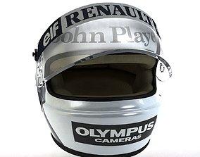 Elio de Angeles Helmet 1985 3D asset
