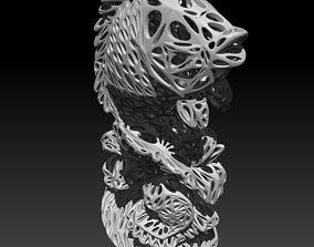 Fish 2 Sculpture 3d print model