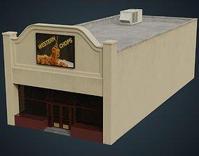 Building 12 3D model