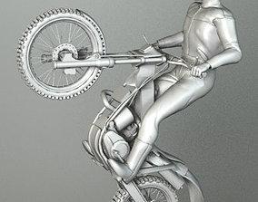 TRIAL MOTORCYCLE 3D