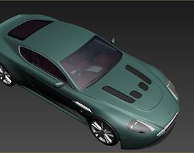 3D Aston Martin 6 models