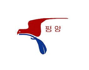 Pyongyang Sunan International Airport Emblem 3D model