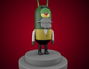 Dr Peter Plankton 3D