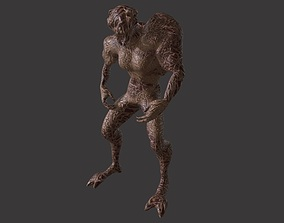 3D model Toxic Mutant