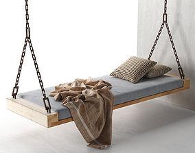 3D Hawaii Hanging Bed