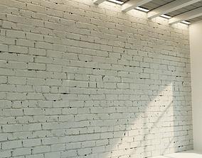 Brick wall Old brick 73 3D