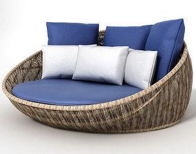 3D model Canasta Sofa BeB