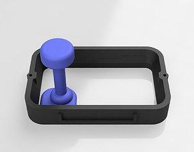 3D printable model Vat CleanSheet Tool