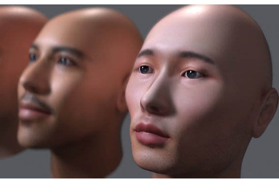 Head Pack model/ texture