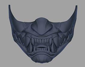 Kitana mask from Mortal Kombat 11 3D printable model
