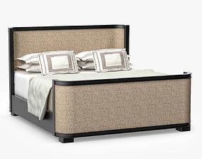 Bijou Bed 3D model