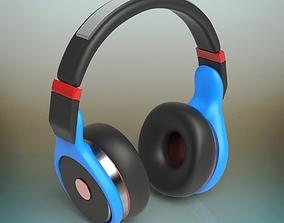 3D model player Headphone