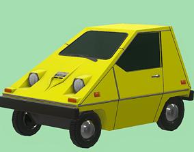 Sebring-Vanguard Citicar 1976 3D model